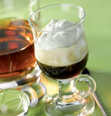 Irish Coffee, courtesy of KRUPS.