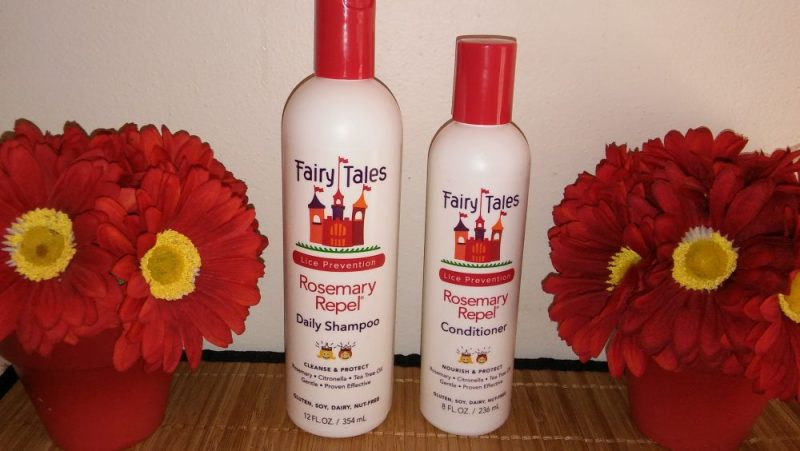 Fairy Tales lice prevention