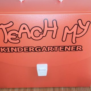 Teach My Kindergartener + You = Hours of fun learning!