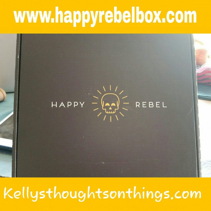 In each box, you'll find a combination of hand-picked accessories, jewelry, household items, and more. Every piece reflects a seasonal theme, along with Happy Rebel's unique style.