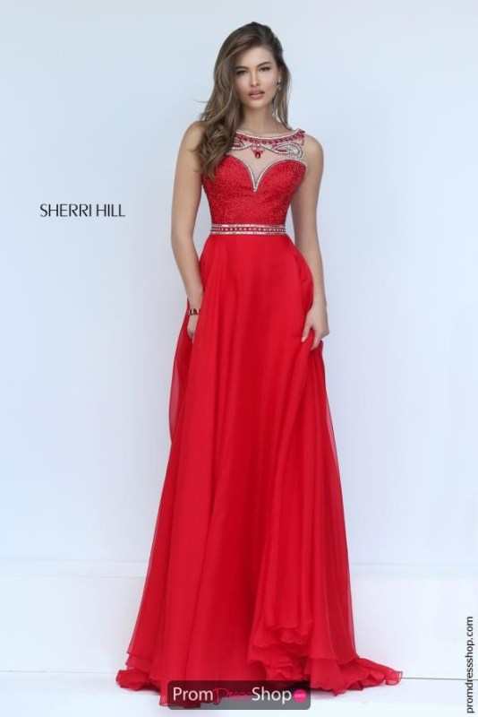 The Sexy Allure of Red Prom Dresses