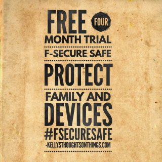 Four Months FREE- Protect Your Family and Devices with F-Secure SAFE