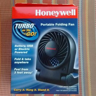 Honeywell Turbo on the Go: The Cool you Need Where you Need it