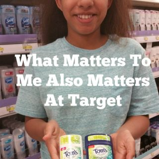 Every Day is Earth Day with Tom's of Maine and Target