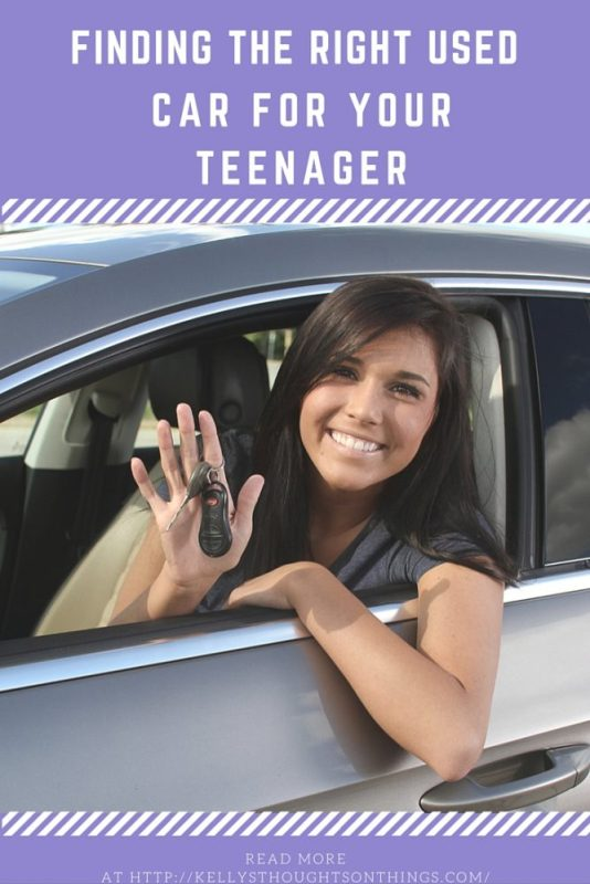 Finding The Right Used Car For Your Teenager