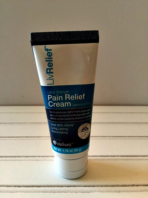 Pain Relief Cream LivRelief