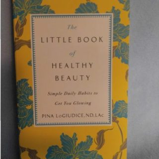 Your Little Yellow Book To Healthy Beauty