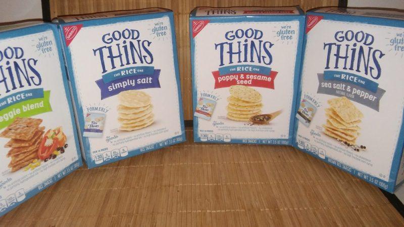 Good thins natural cracker