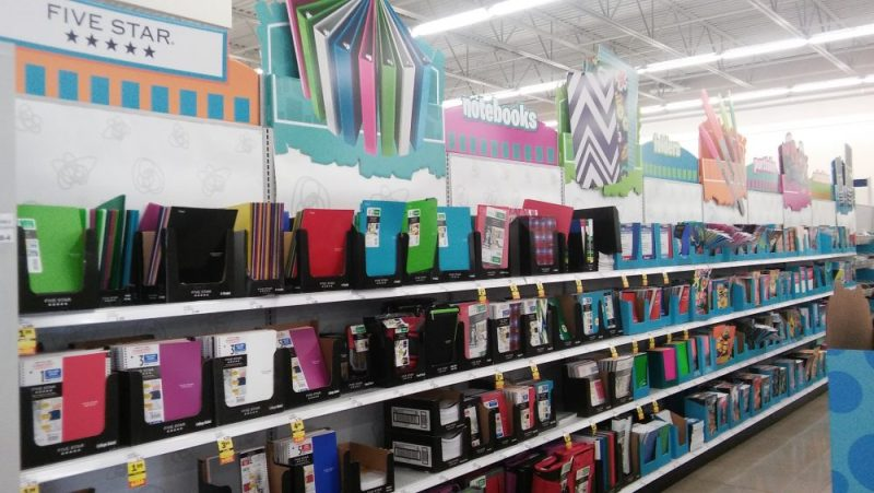 Your local Meijer has everything you need to cross multiple back to school items off the list.