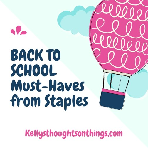 Back-to-School Must-Haves from Staples