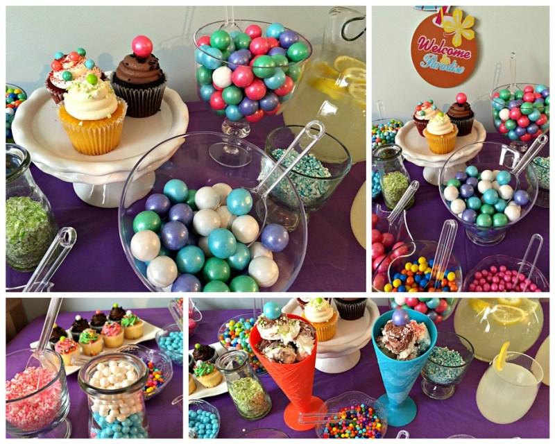 Sweet Summer Fun With Celebration by Frey #CelebrationCandyBuffet