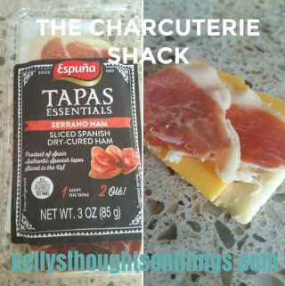 Back To School Snacks With The Charcuterie Shack