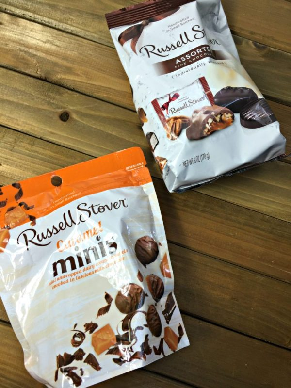 Discover What's In Your Bag With Russell Stover