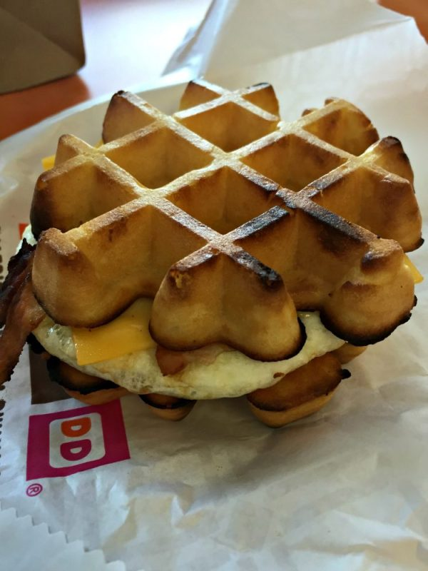 New Flavor Coming To Dunkin' Donuts Menu