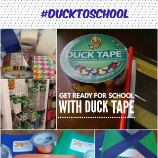 Personalize Your Style with Duck Tape (plus giveaway)