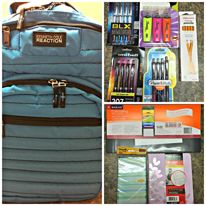 Tips for Making Back to School Shopping Easier