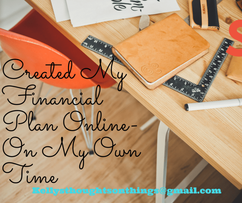 CREATED MY FINANCIAL PLAN ONLINE-ON MY OWN TIME! #ontheblog @sum180 #SUM180 #ad http://kellysthoughtsonthings.com/sum180/