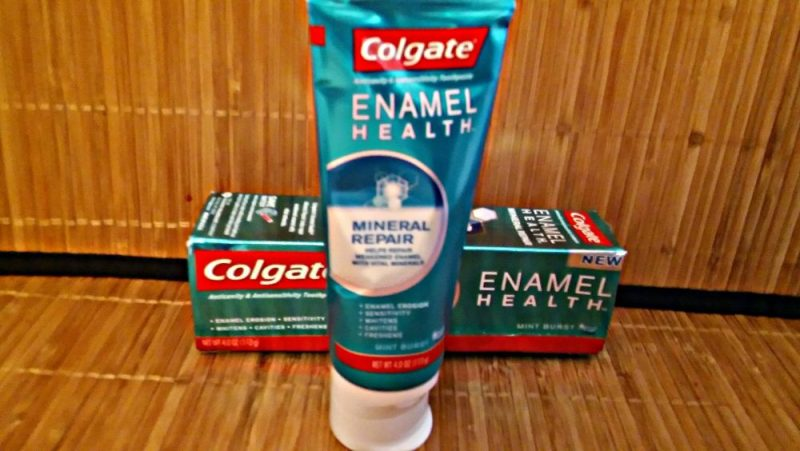 colgate toothpast replace