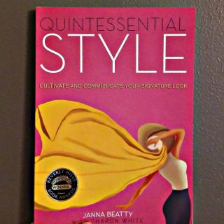 Find your inner style for a fashion makeover with this book!