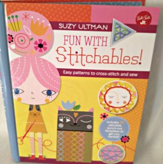 Cross Stitch Sewing Cards! A Blast From My Childhood!