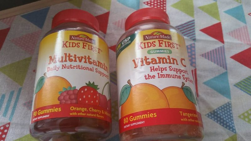 Nature Made® KIDS FIRST® Multivitamin Gummies at Target,