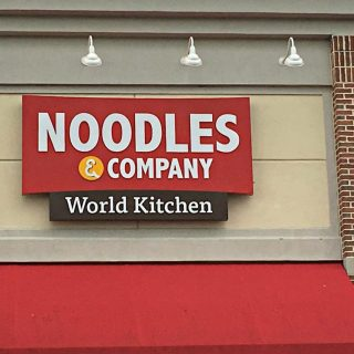 Indulge In The Dishes Of Noodles & Company World Kitchen