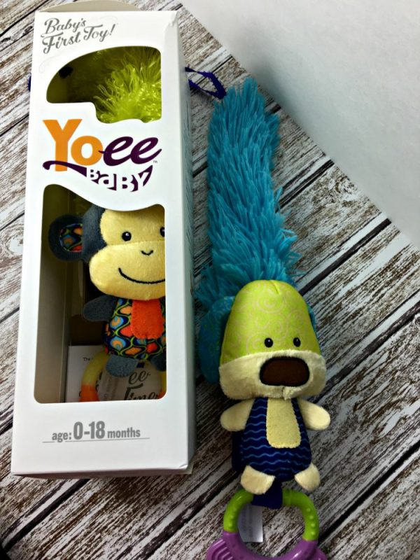 Make Your Baby's First Toy A Yoee Baby