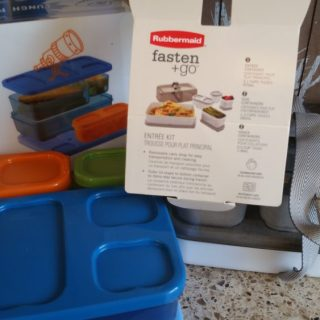 All In One Solutions for Kid Lunches- Ease Morning Chaos!