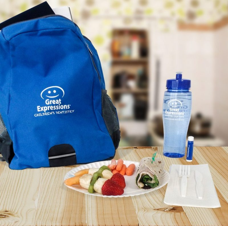 Special GEDC Back-to-School Backpack Recipes