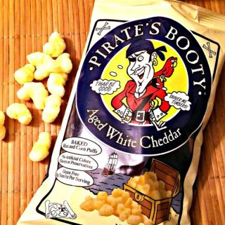 Pirate's Booty is a real snack Treasure!