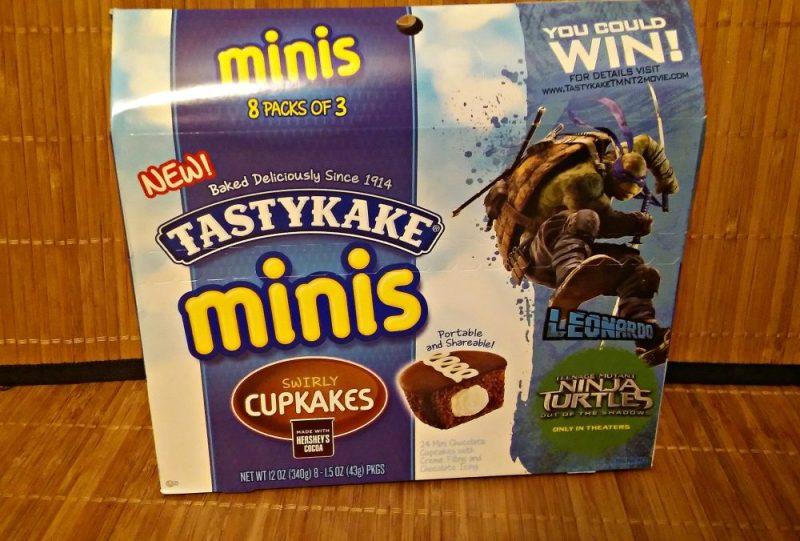 Tasty Kake Mini Main brownie