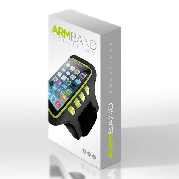 iphone armband solutions