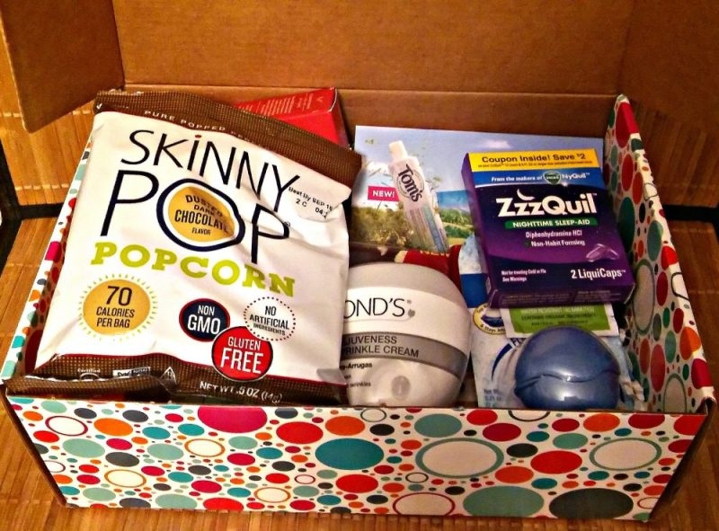 pinchme box of samples
