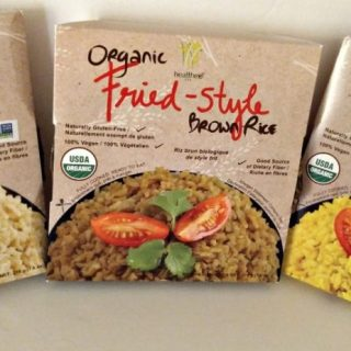 Healthee Organic Brown Rice Introduces Three New Flavors