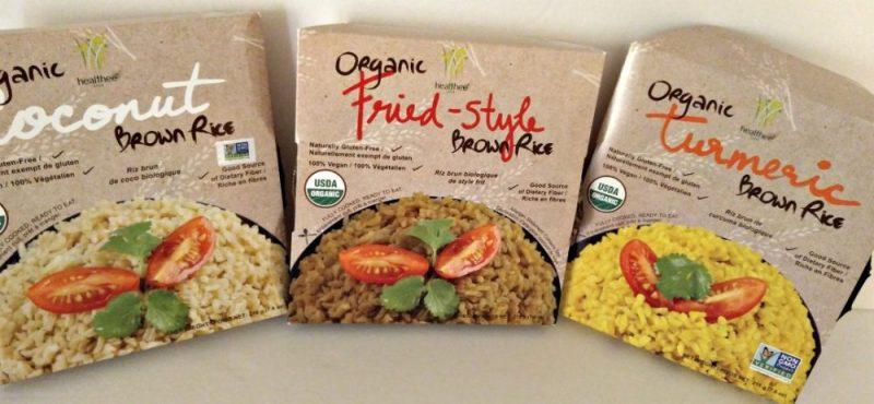 Healthee Organic Brown Rice