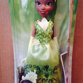 Anything is possible with Disney Princess Tiana