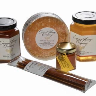 Foodie Gift Idea: Carmel Honey Company