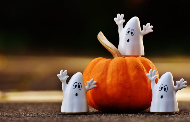 Kids Activities for Halloween Parties