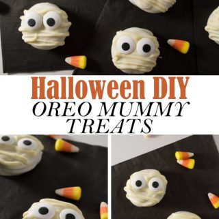 Oreo Mummy Treats