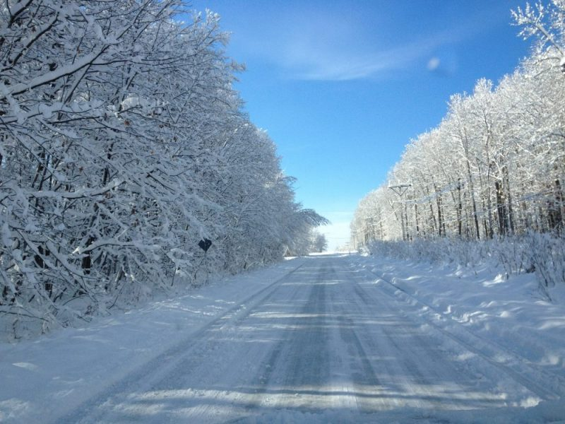 Winter Driving Hazards And Cautions