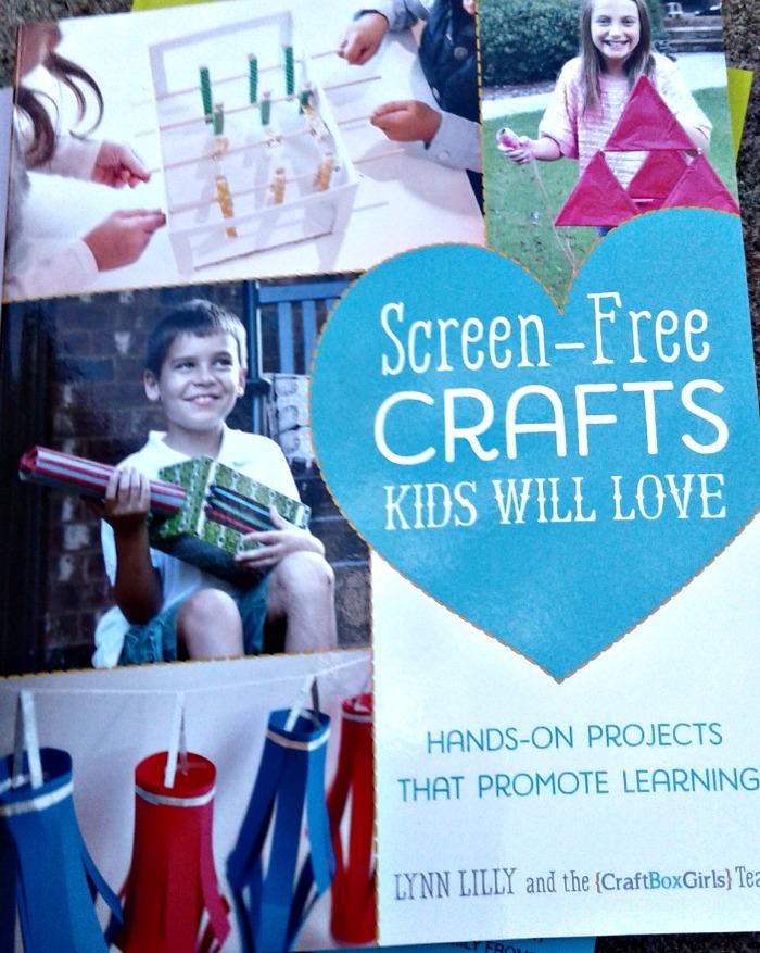 screen free crafts