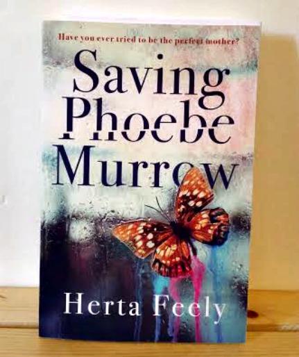 Saving Phoebe Murrow Cyber bullying book