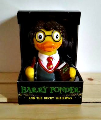 Harry Ponder CelebriDucks