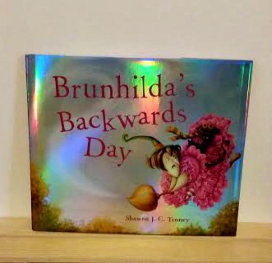 Brunhildas Backwards Day Halloween