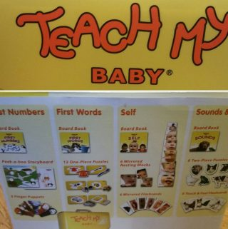 Baby Gift: Teach My (Plus Giveaway)