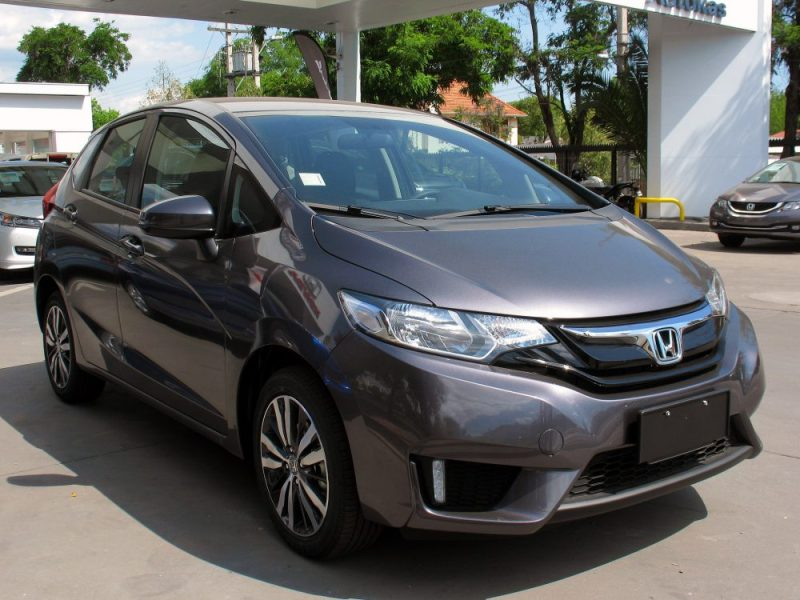 Why The Honda Fit Is One Of The Best Subcompact Cars
