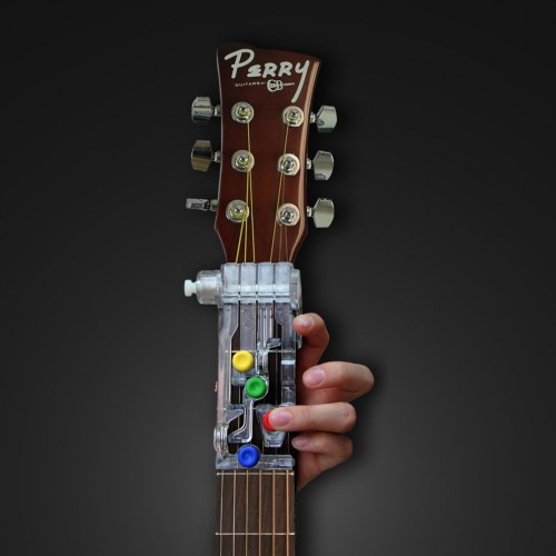 Easiest Way to Learn How To Play Guitar