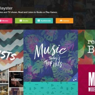 Playster Subscription – Books Music Movies Games All In One Place