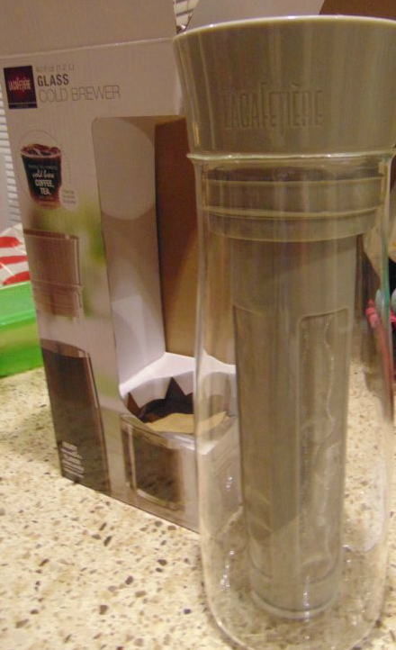 La Cafetière Cold Brew Coffee Maker