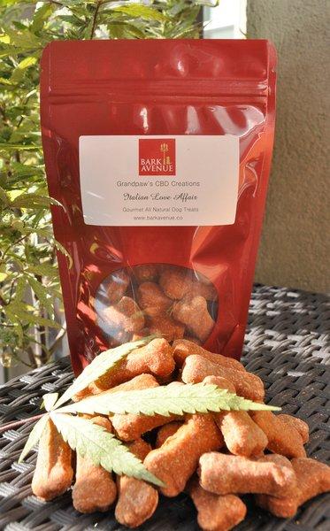 bark avenue pawsome cbd treats